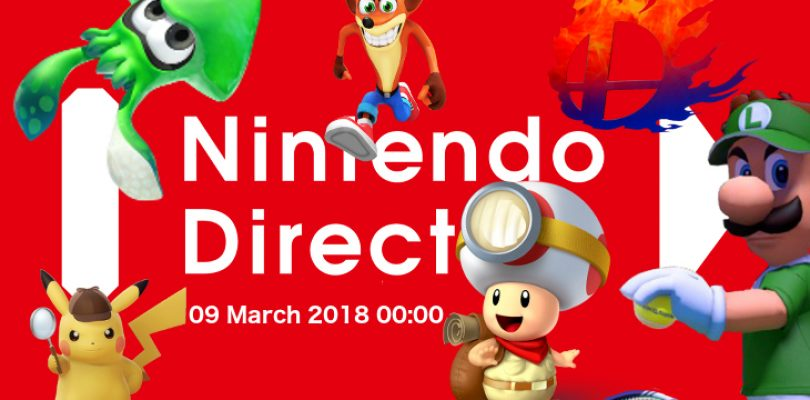 Nintendo Direct: Serving up more than a few aces…