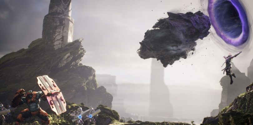 Epic Games is giving away almost $12-million worth of Paragon assets