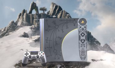 The Limited Edition God of War PS4 Pro is a thing of beauty