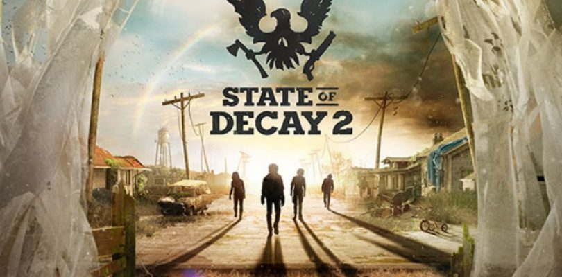 Smash zombies with a car door in May when State of Decay 2 releases