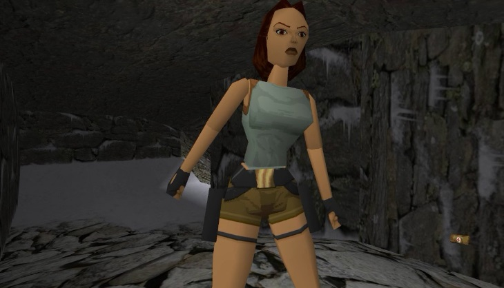 Old School Tomb Raider Remasters Were Scrapped By Square
