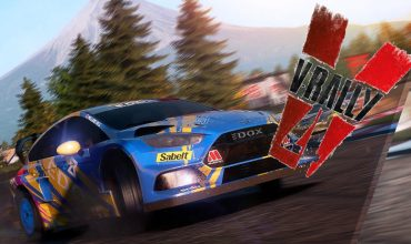 V-Rally is sliding back onto your screens for the first time since 2003