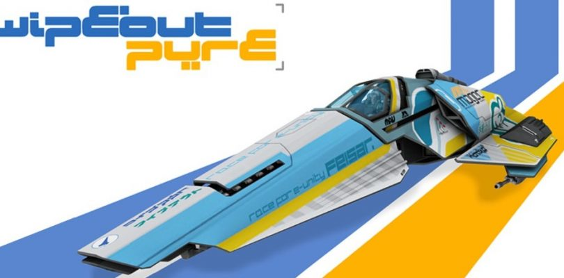 Blast from the Past: Wipeout Pure (PSP)