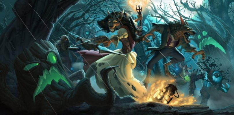 Get ready to head to the Witchwood in Hearthstone