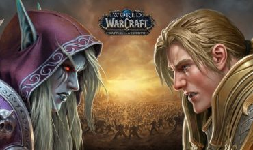 Sharpen your axe, ready your spellbook, Battle for Azeroth arrives on August 14