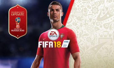 The Russia World Cup 2018 free update is live right now for FIFA 18
