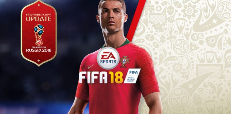 Confirmed: Free 2018 FIFA World Cup Russia DLC