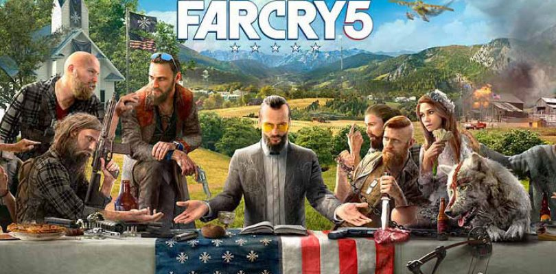 Far Cry 5 tops the series as its best seller