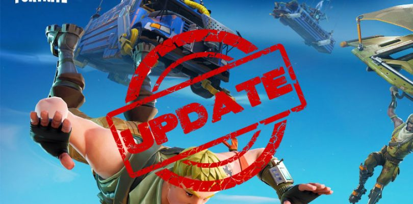 Earn double EXP in Fortnite's latest update along with 50 vs. 50 mode