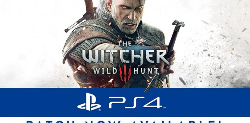 PS4 and PS4 Pro HDR patch for the Witcher 3 is live