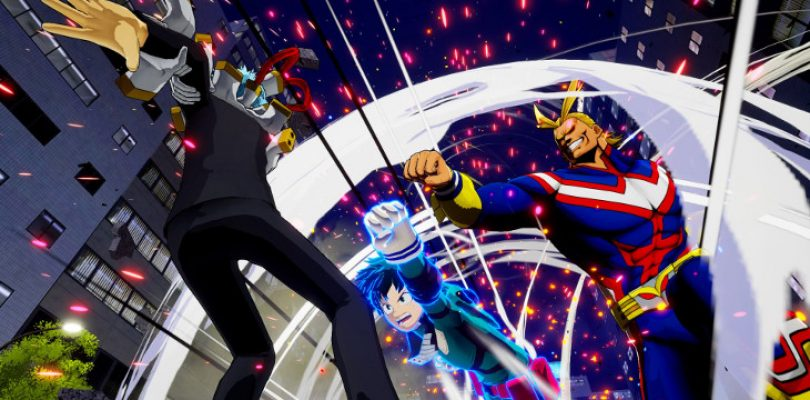 My Hero One's Justice receives gorgeous new screenshots