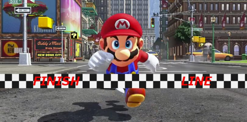Super Mario Odyssey speedrun not quite fast enough for Games Done Quick…