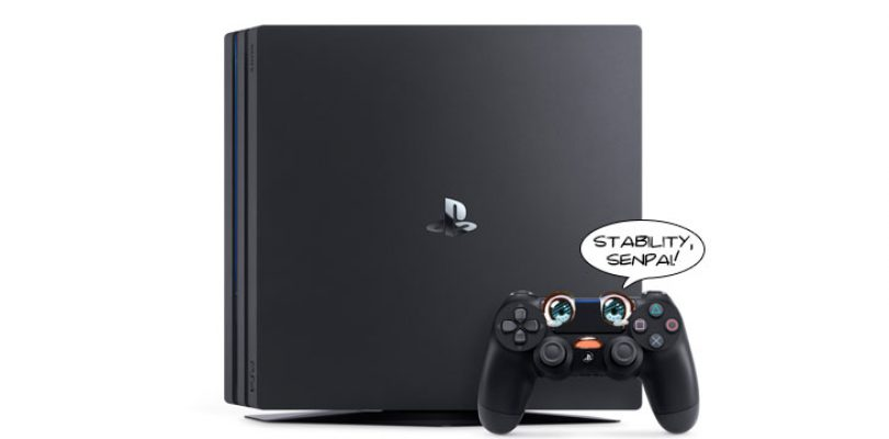 Firmware update 5.53 for Playstation 4 is available now