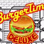 Blast from the Past: Burger Time DELUXE (Game Boy)