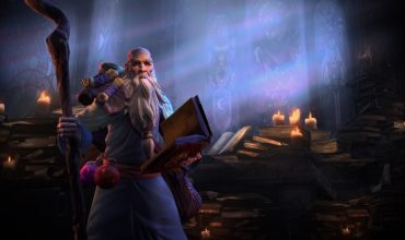 Stay awhile and listen as Deckard Cain walks into the Nexus