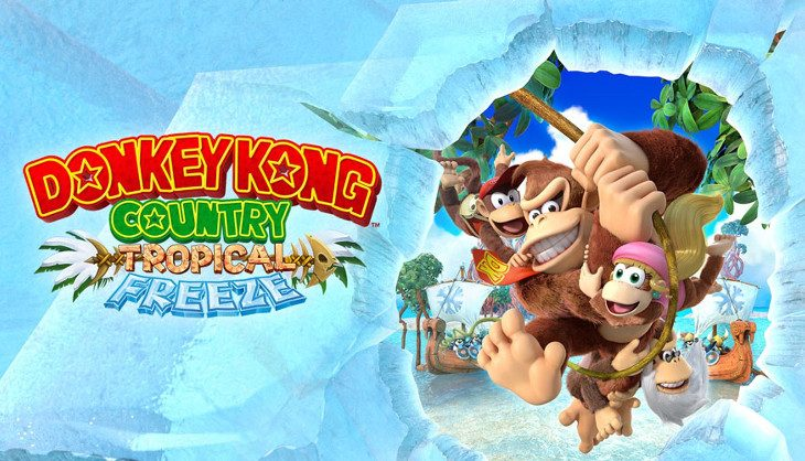 Video: Meet the Kongs from Donkey Kong Country: Tropical Freeze
