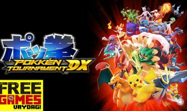 Free Games Vrydag: Pokkén Tournament DX (Switch)