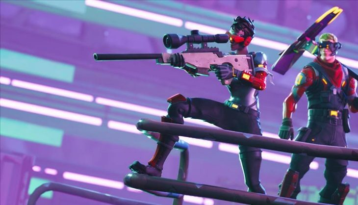 Fortnite is heading to China via Tencent