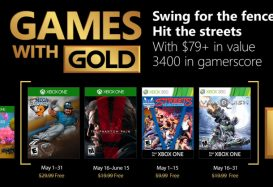 Your Games with Gold in May are old but gold