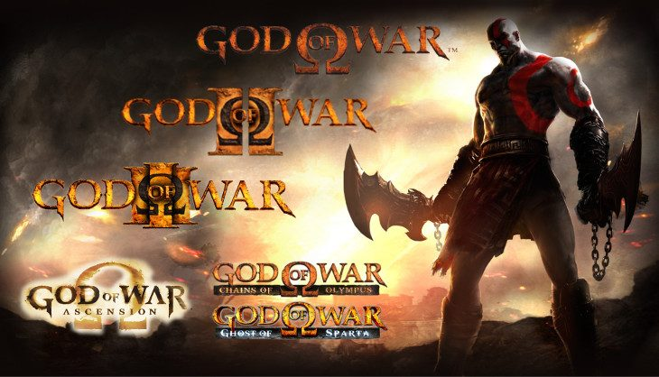 God of War – A Trip Down Memory Lane