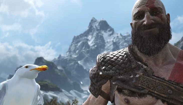 Just picked up God of War? Be sure to check out the photo mode