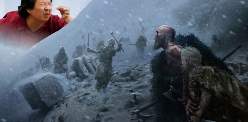 New God of War patch fixes its tiny text