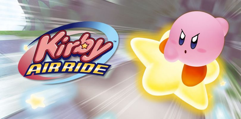 Blast from the Past: Kirby Air Ride (GameCube)