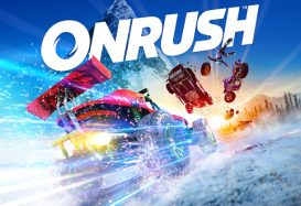 The vehicle abilities in Onrush look like arcade racing gold