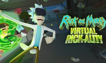 Review: Rick and Morty: Virtual Rick-ality (PSVR)
