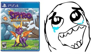 Spyro The Dragon: Reignited Trilogy leaked on Amazon with a September release date