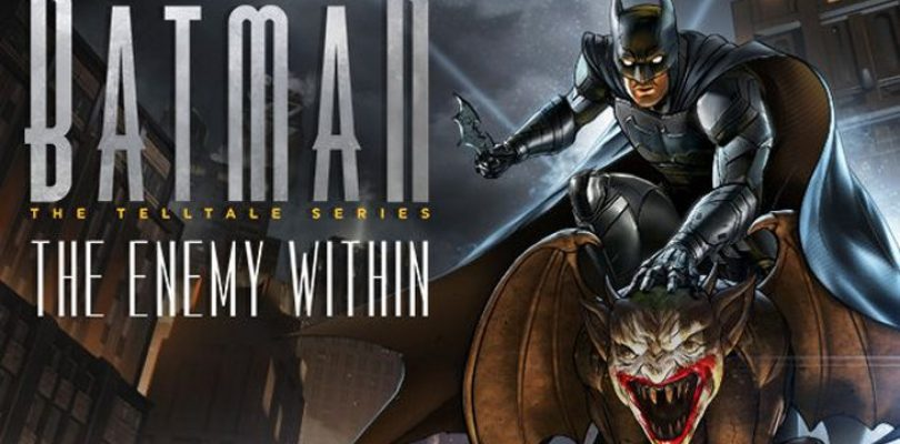 Looks like Batman: The Enemy Within will be telling a tale on Switch