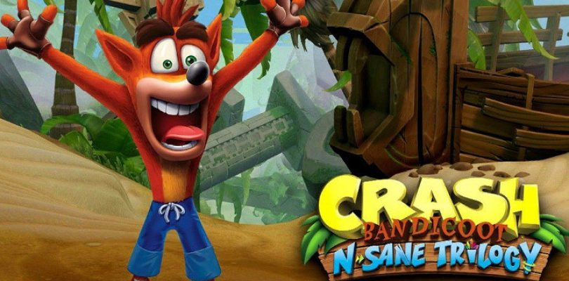 Crash Bandicoot N. Sane Trilogy is spinning its way to PC, Xbox One and Switch earlier than planned