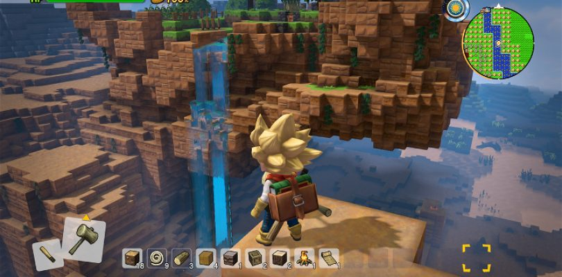 Square Enix shows off a few screenshots of Dragon Quest Builders 2