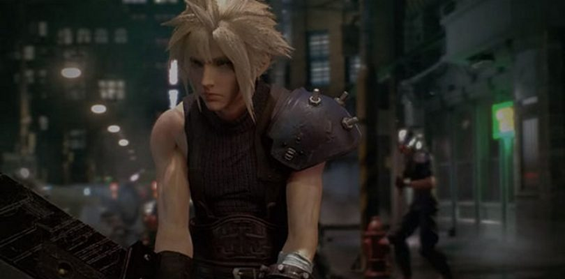 Nobuo Uematsu is working on Final Fantasy VII Remake's music