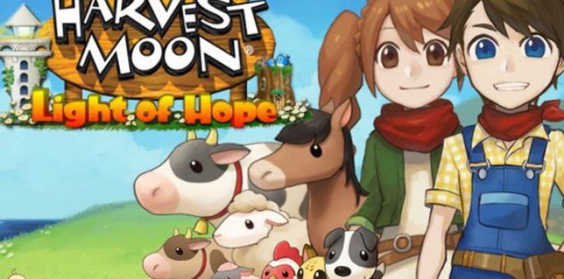 Harvest Moon: Light of Hope wants to take root in your free time