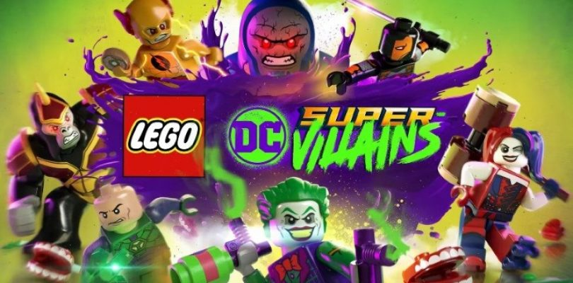 Lego is giving DC's super-villains some time to shine