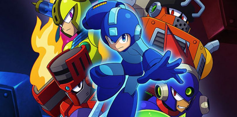 Mega Man 11 drops in on 2 October for all formats