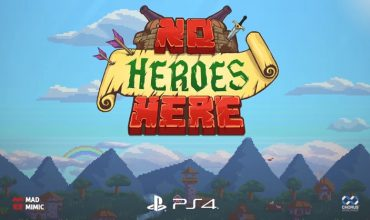 No Heroes Here comes to the PS4 tomorrow