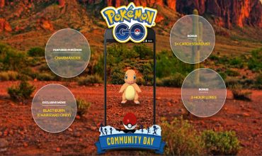 Join the local Pokémon community this Saturday at a park near you