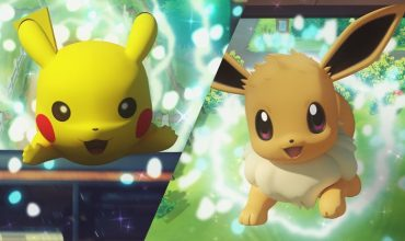 Let's Go Pikachu and Let's Go Eevee officially announced for the Switch