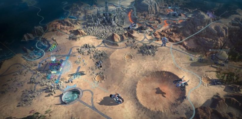 Age of Wonders is heading to a sci-fi setting with Planetfall