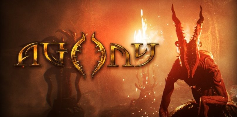 Agony's story trailer is full of infanticide, nudity and vagina-faced demons