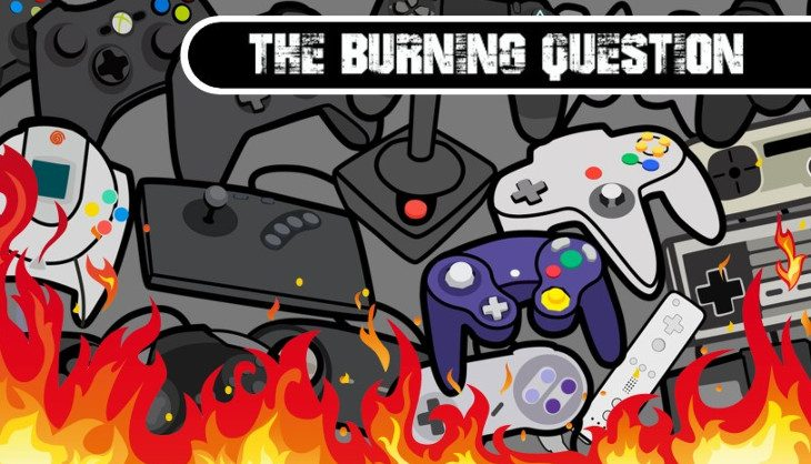 The Burning Question: What is the best first-party game controller ever made?