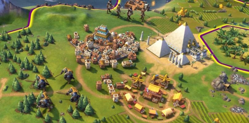 Civilization 6 has a new season pass on the way, with eight new civs
