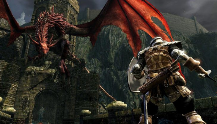 Dark Souls: Remastered released early on Steam and is already being hacked