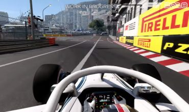 Say 'halo' to the first F1 2018 gameplay video