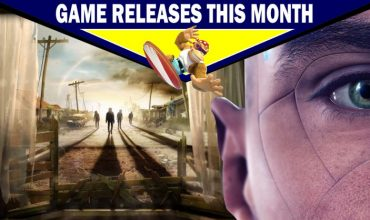 Game releases for May – Becoming human and decaying