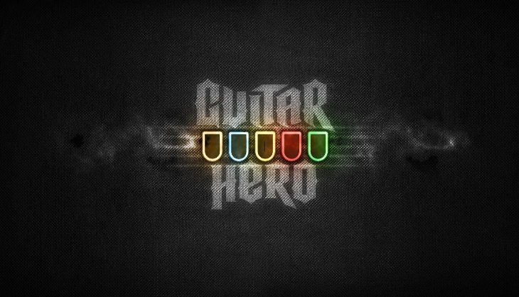 Remember Guitar Hero? It's much different now