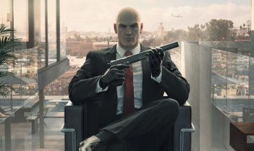 Agent 47's bald look was the result of hair being too difficult