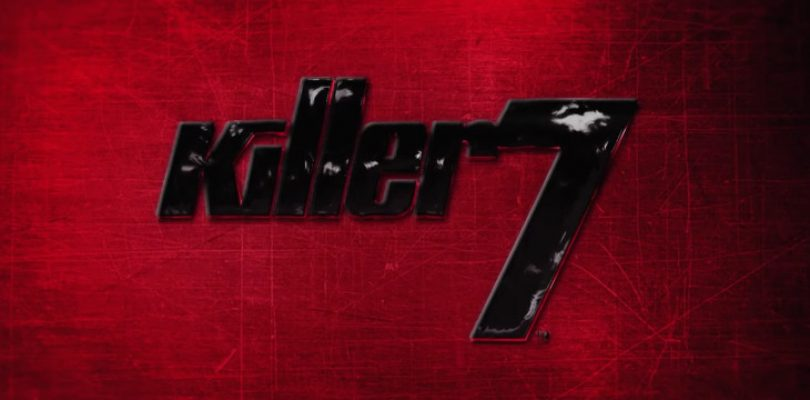 Killer 7 is officially heading to Steam